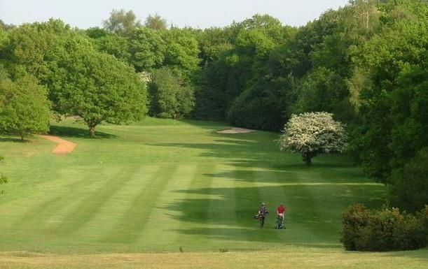 Golf for 2 at Puttenham Golf Club