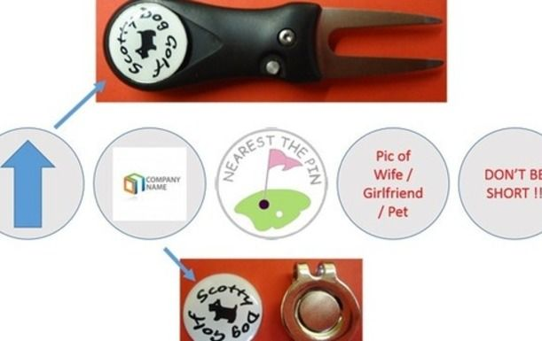 Personalise Your Golf Accessories by Scotty Dog Golf
