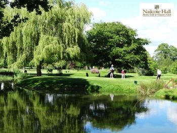 52% off 18 Holes of Golf with a Bacon Roll for Two - £19.5