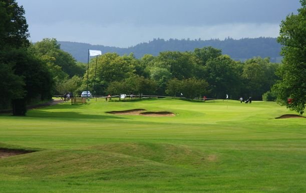 Golf for 2 at Wildwood Golf & Country Club with a Bacon Roll and Tea or Coffee each