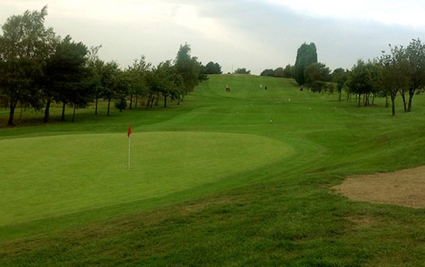Golf For Two At Dudley Golf Club including a Full English Breakfast each