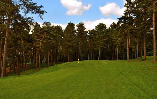 Unlimited Day of Golf For Two at Westerham Golf Club