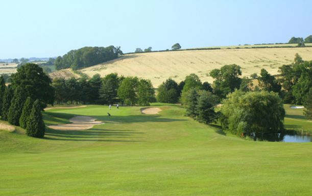 18 Holes of Golf for Two at the Picturesque De Vere Staverton Park Golf Club including a basket of range balls each