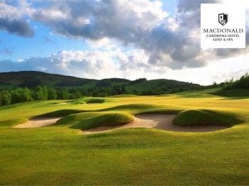18 Holes of Golf with a Bacon Roll - £17