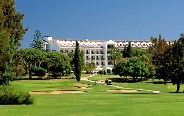 5 nights Bed and Breakfast including 1 nights free dinner and 5 rounds of Golf at Penina Golf Resort in Portugal