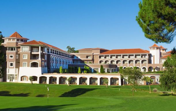 3 nights Bed and Breakfast including 3 rounds of Golf at Penha Longa Golf Resort in Portugal
