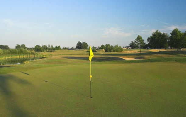 18 Holes of Golf for Two at De Vere Wokefield Park Golf Club, including a hot drink each after your round