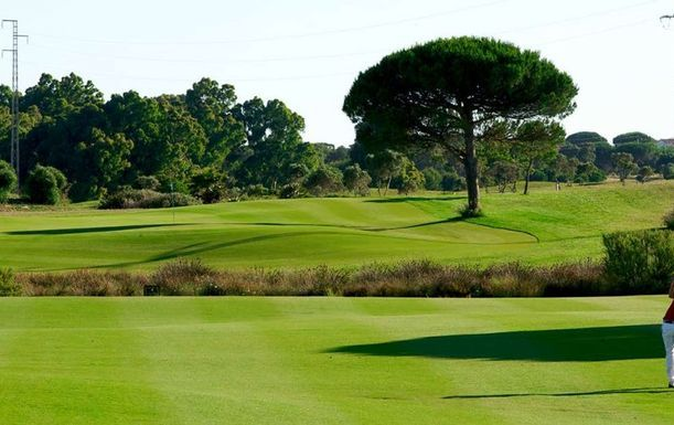 3 nights Bed and Breakfast at Vincci Costa Golf Hotel, including 18 Holes at La Estancia Golf and 18 Holes at Sancti Petri Hills in Spain