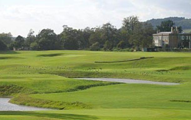 18 Holes of Golf for 4 at Godstone Golf Club