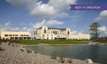 Co. Meath: 1 or 2 Nights For Two With Breakfast, Dinner And Spa or Golf at Knightsbrook Hotel Spa and Golf Resort