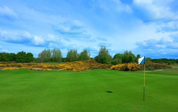 Golf for 4 at Dorset Golf Resort including Bacon Roll & a Tea or Coffee