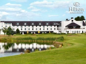 Round of Golf with Buffet Breakfast for Two - £39.5