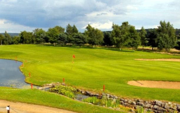 18 Holes For Two at the Bletchingley Golf Club, one of the best Winter Courses in the country.