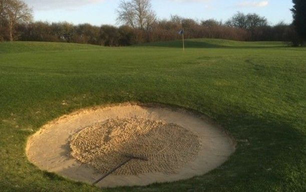 18 Holes for 2 including a tea or coffee each at Beadlow Manor Golf & Country Club