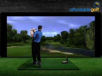Indoor Golf Lesson with Video Analysis - £9