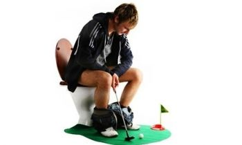 7-Piece Potty Golf Set with Putter for £7.99 (60% Off)