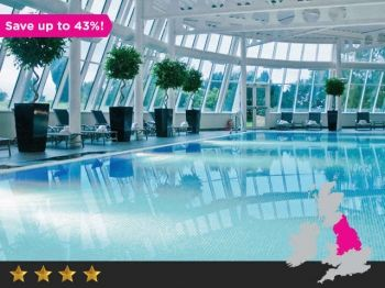 43% off 4* Hotel, Golf & Spa Resort, Cheshire - £85