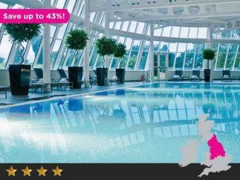 43% off 4* Hotel, Golf & Spa Resort, Cheshire - £85
