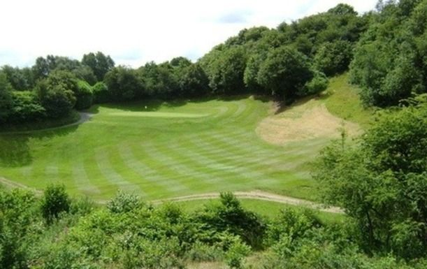 18 Holes of Golf for Two at Whitefields Golf Club, including a tea or coffee each