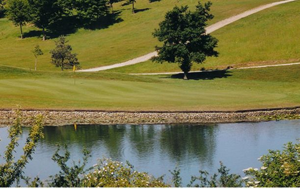 18 Holes of Golf for Two, including a warming Curry with Rice each in the stunning Essex countryside, at Channels Golf Club