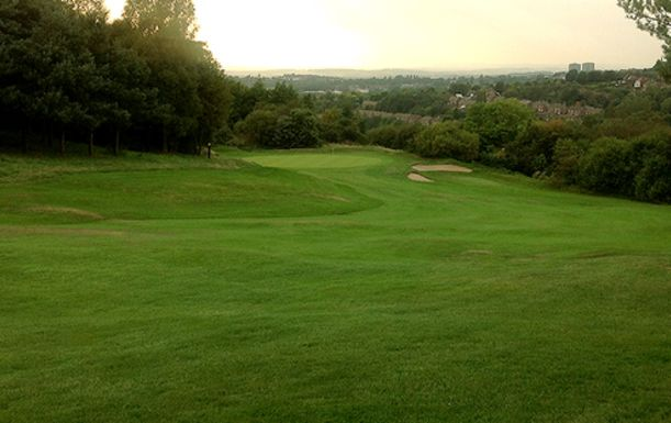 Golf For Four At Dudley Golf Club including a Full English Breakfast each