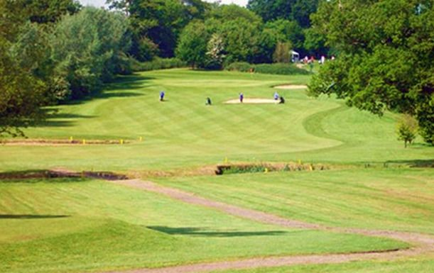 18 Holes for 4 Players at The Kent and Surrey Golf & Country Club