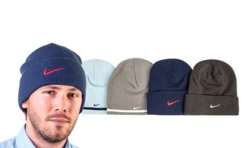 Nike Winter Beanie Hat for £5.99 (46% Off)