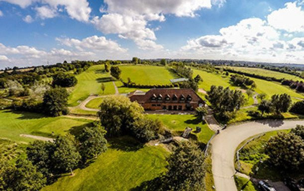 18 Holes of Golf for Two at Ansty Golf & Conference Centre (Weekends)