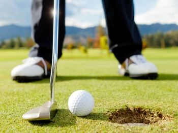 18 Holes of Golf and 100 Range Balls - £16