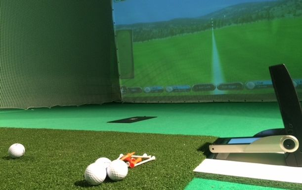 Two 45 minute lessons with a one of our Golf Professionals in the State of the Art Simulator at the Alternative Golf Performance Studio – Ingol Village Golf Club