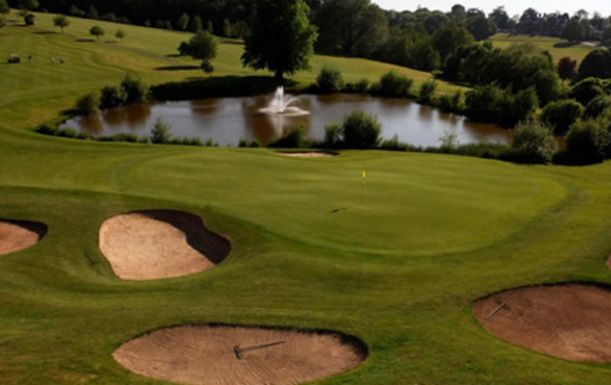 Back by Popular Demand. An Unlimited Day of Golf For Two at Westerham Golf Club