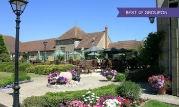 Lincolnshire: 1 or 2 Nights For Two With Breakfast and Bottle of Bubbly at Toft Country House Hotel and Golf Club