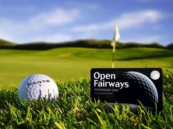 79% off 12-Month Golfing Privilege Card - £19