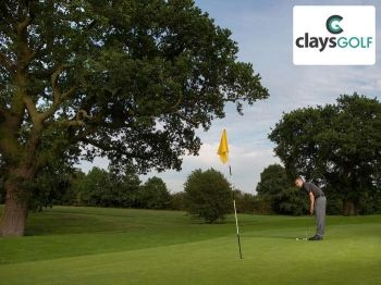 53% off Round of Golf for Two - £14.95