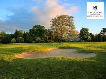 18 Holes of Golf with Bacon Roll and Tea for Two - £29