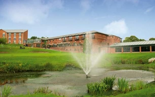 Two Nights Half Board Accommodation plus Two rounds of Golf at Macdonald Hill Valley Hotel, Golf & Spa Resort. Available for stays Monday-Thursday, 1st - 30th April 2016