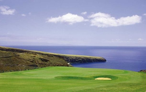 Three Night Half Board Accommodation plus Two rounds of Golf at Hotel Jardin & Tecina Golf Club in La Gomera, Tenerife. Travelling 1st-30th April 2016