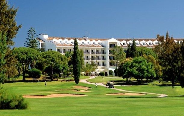 Three Nights Bed & Breakfast plus Three rounds of Golf at Penina Golf Resort in Portugal. Travelling 1st - 30th April 2016