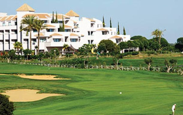 Four Nights Half Board Accommodation, including Three rounds of Golf at Precise Golf & Beach Resort El Rompido, in Spain. Travelling 1st - 30th April 2016