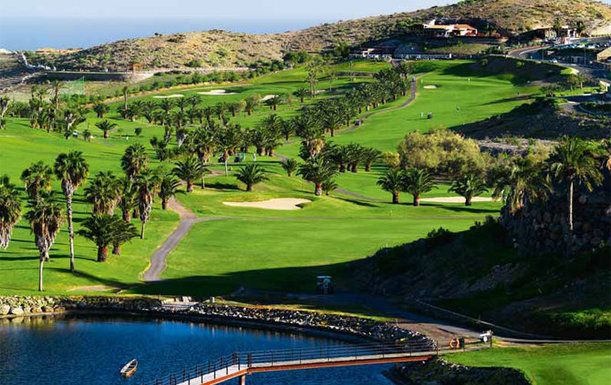Four Nights Half Board Accommodation, including Two rounds of Golf at The Sheraton Salobre Golf Resort in Gran Canaria Travelling 1st - 30th April 2016