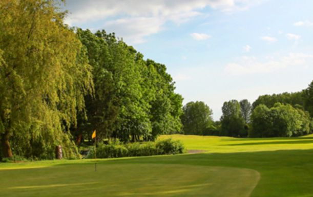 18 Holes for 2 including a Bacon Roll and Tea or Coffee each at The Macdonald Hill Valley Hotel, Golf & Spa Resort