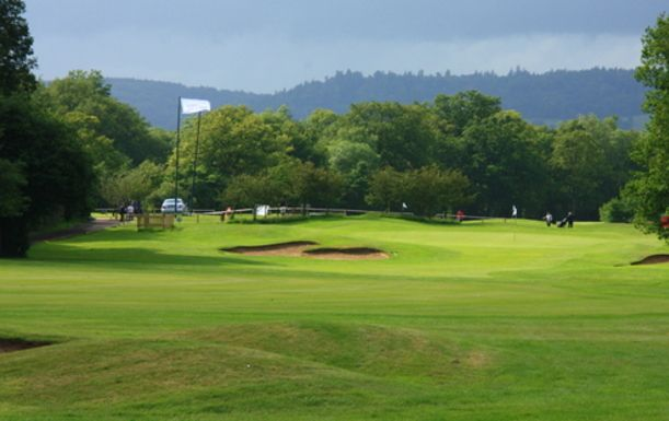 Unlimited Day of Golf for 2 at Wildwood Golf and Country Club, including a Beer, Wine or Soft Drink Each