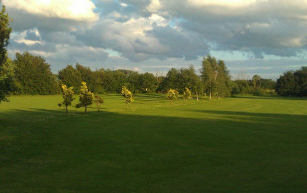 18 Holes of Golf for Two Players, including a Basket of Range Balls each at Stonham Barns Golf Centre in the Suffolk Countryside