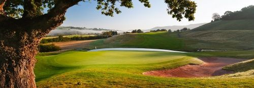 £59 -- Golf for 2 at Award-Winning Celtic Manor, 65% Off
