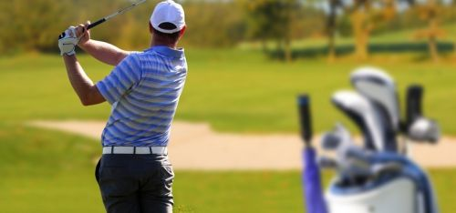 £59 (at Rodway Hill Golf Course Eco Hotel) for a two-night break for two people including breakfast and 'unlimited' golf, or £89 for three nights - save up to 63%