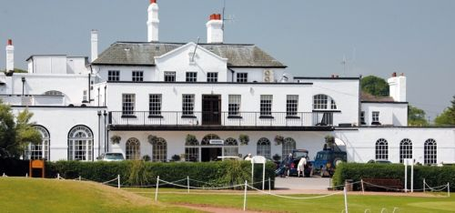 £129 (at Hawkstone Park Hotel) for an overnight Shropshire stay for two with afternoon tea, a three-course dinner, breakfast and a round of golf each - save up to 47%