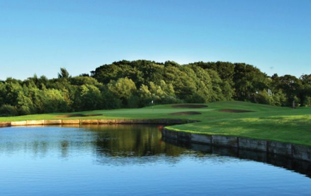 18 Holes of Golf on the Championship Course for 2 Players at Formby Hall Golf Resort, including a Buggy and Lunch