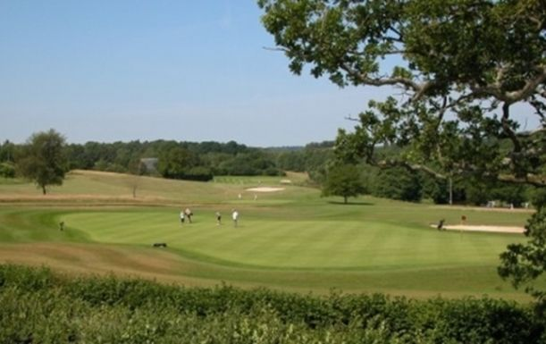 18 Holes for Two on the Weekend at Hamptworth Golf & Country Club