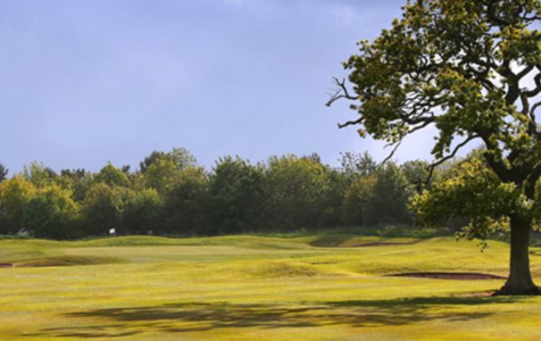 18 Holes for TWO With a Bacon Roll, Tea or Coffee & ball marker each at The Macdonald Linden Hall Golf & Country Club