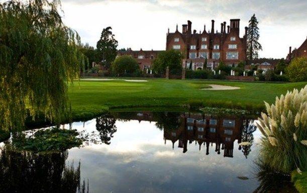 18 Holes for TWO at Dunston Hall Hotel Golf & Spa Resort. Plus a BONUS Sleeve of Titleist Balls per pair